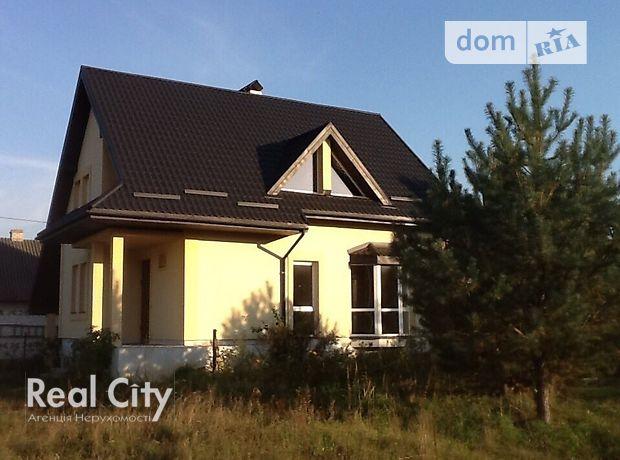 двухэтажный дом с подвалом, 176 кв. м, кирпич. Продажа в Ямельне (Львовская обл.) фото 1
