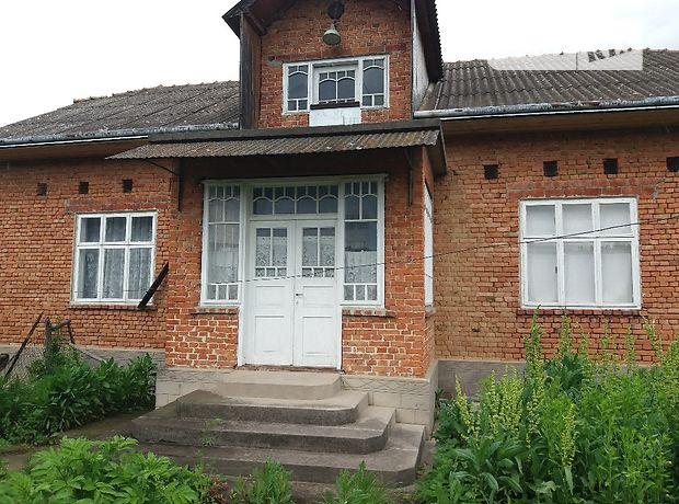 одноэтажный дом с подвалом, 100 кв. м, кирпич. Продажа в Касперовцах (Тернопольская обл.) фото 1