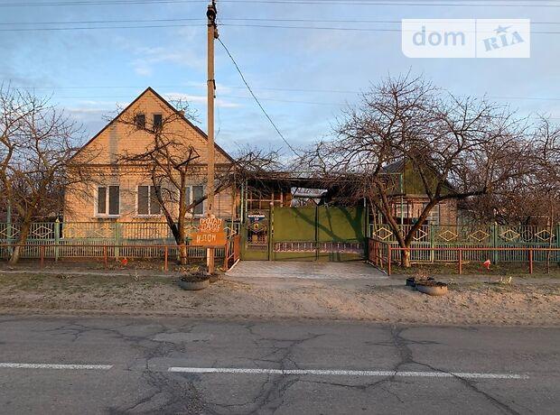 одноэтажный дом с садом, 180 кв. м, кирпич. Продажа в Каневском (Запорожская обл.) фото 1