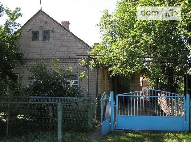 одноэтажный дом с садом, 60 кв. м, кирпич. Продажа в Каневском (Запорожская обл.) фото 1