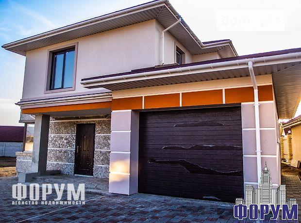 двухэтажный дом с гаражом, 188 кв. м, газобетон. Продажа в Запорожье район Бородинский фото 1