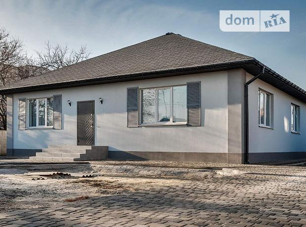 одноэтажный дом с ремонтом, 162 кв. м, газобетон. Продажа в Запорожье район Бородинский фото 1