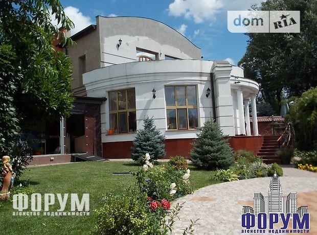 двухэтажный дом с камином, 250 кв. м, кирпич. Продажа в Запорожье район Бородинский фото 1
