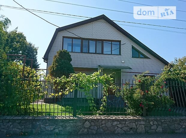 двухэтажный дом с садом, 214 кв. м, кирпич. Продажа в Запорожье район Бородинский фото 1