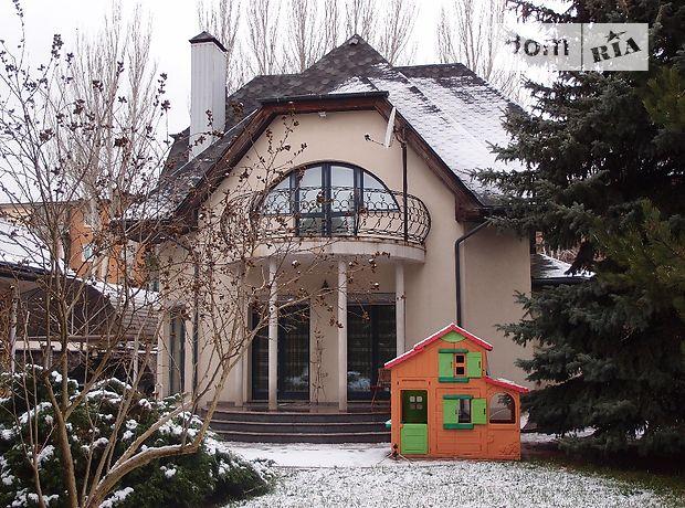 двухэтажный дом с садом, 213 кв. м, пенобетон. Продажа в Запорожье район Днепровский (Ленинский) фото 1