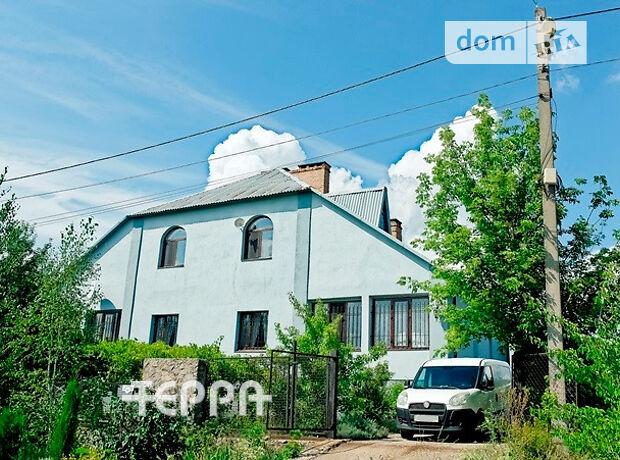 двухэтажный дом с камином, 250 кв. м, кирпич. Продажа в Запорожье район Днепровский (Ленинский) фото 1