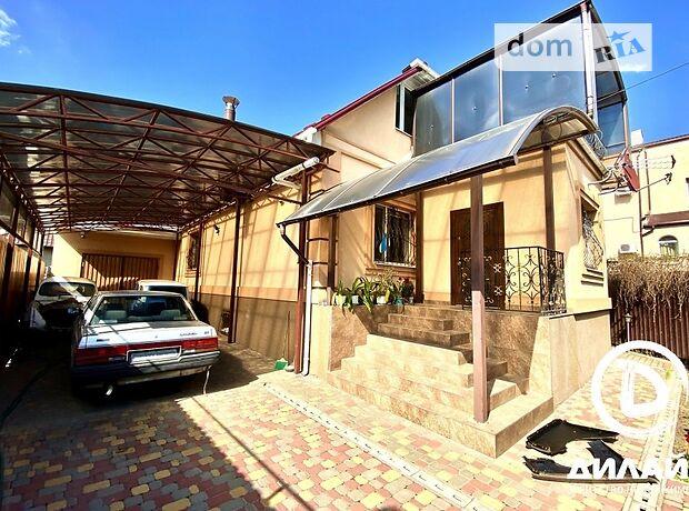 двухэтажный дом с садом, 210 кв. м, блочно-кирпичный. Продажа в Запорожье район Днепровский (Ленинский) фото 1