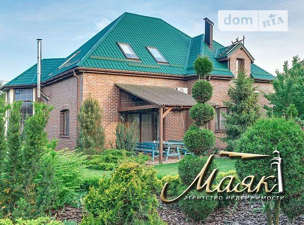 двухэтажный дом с беседкой, 240 кв. м, пенобетон. Продажа в Запорожье район Днепровский (Ленинский) фото 1