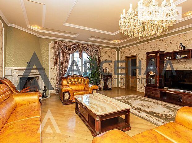 трехэтажный дом с камином, 250 кв. м, кирпич. Продажа в Запорожье район Хортицкий фото 1