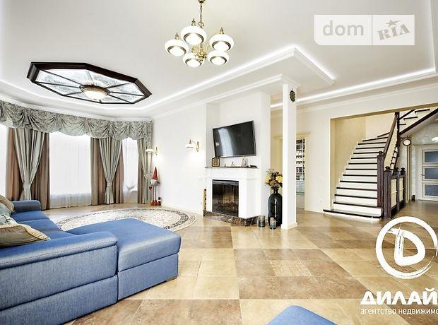 одноэтажный дом с камином, 250 кв. м, кирпич. Продажа в Запорожье район Хортицкий фото 1