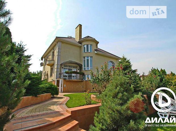двухэтажный дом с террасой, 300 кв. м, кирпич. Продажа в Запорожье район Хортицкий фото 1