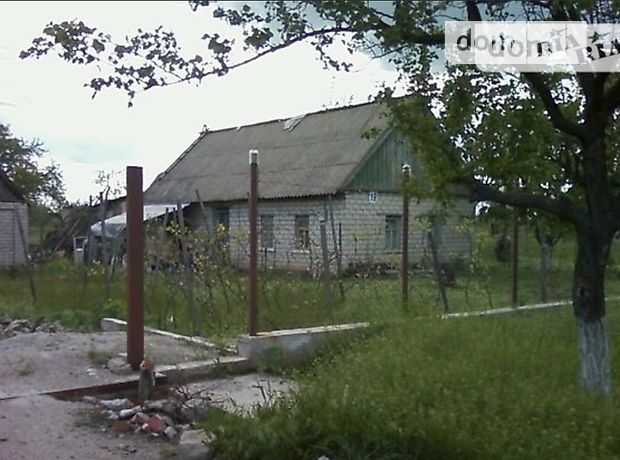 одноэтажный дом с садом, 45 кв. м, кирпич. Продажа в Ивангороде (Запорожская обл.) фото 1