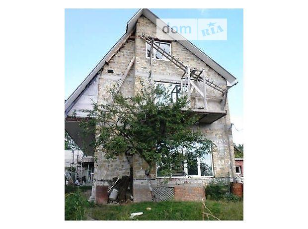 трехэтажный дом с камином, 300 кв. м, ракушечник (ракушняк). Продажа в Запорожье район Космос фото 1