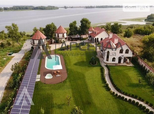 двухэтажный дом с камином, 360 кв. м, газобетон. Продажа в Лисогорке (Запорожская обл.) фото 1