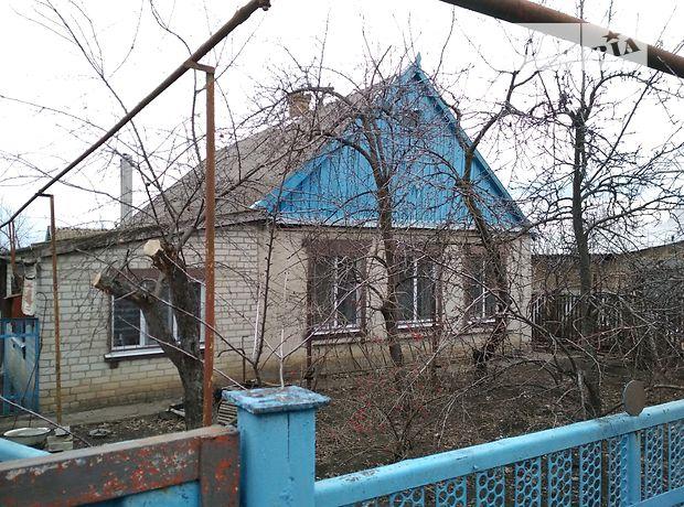 одноэтажный дом, 82.7 кв. м, кирпич. Продажа в Петрополе (Запорожская обл.) фото 1