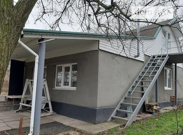 одноэтажный дом с садом, 68 кв. м, шлакоблок. Продажа в Приветном (Запорожская обл.) фото 1