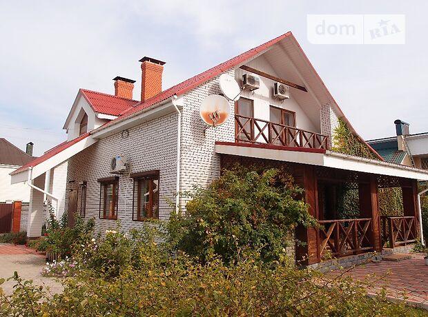 двухэтажный дом с террасой, 288 кв. м, пеноблок. Продажа в Разумовке (Запорожская обл.) фото 1
