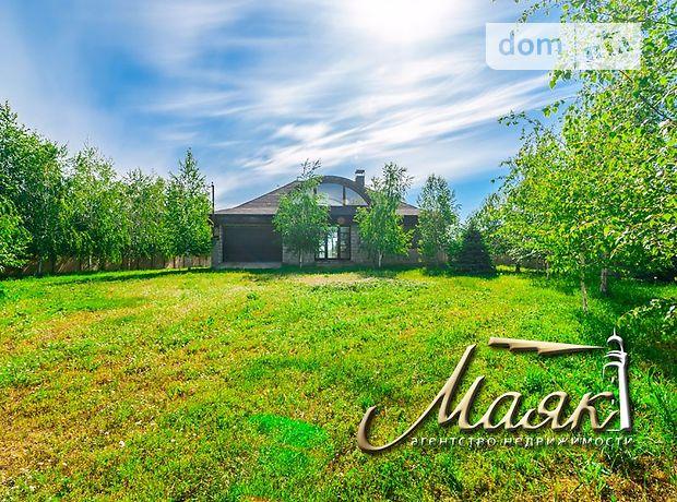 двухэтажный дом с гаражом, 250 кв. м, газобетон. Продажа в Разумовке (Запорожская обл.) фото 1