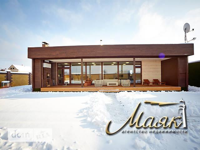 одноэтажный дом с гаражом, 150 кв. м, сруб. Продажа в Разумовке (Запорожская обл.) фото 1