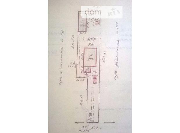 одноэтажный дом с верандой, 67 кв. м, глинобитный. Продажа в Запорожье район Шевченковский фото 1