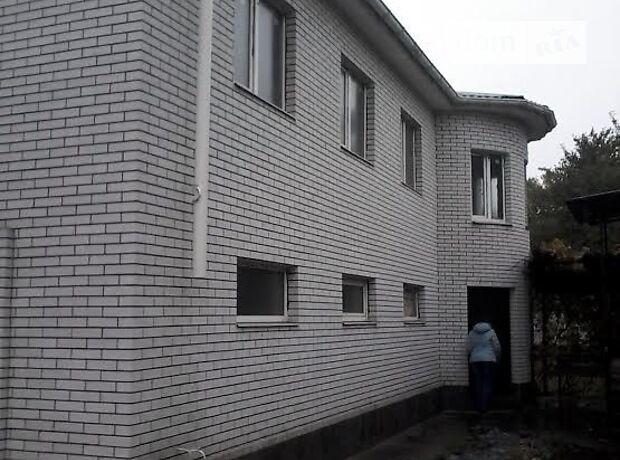 двухэтажный дом с камином, 173 кв. м, кирпич. Продажа в Запорожье район Шевченковский фото 1