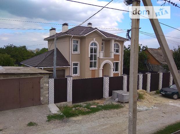 двухэтажный дом с камином, 200 кв. м, кирпич. Продажа в Запорожье район Шевченковский фото 1
