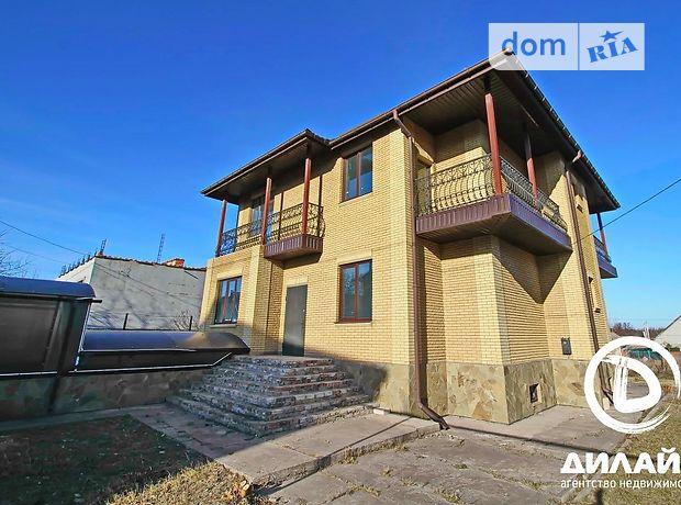 двухэтажный дом, 335 кв. м, кирпич. Продажа в Запорожье район Шевченковский фото 1