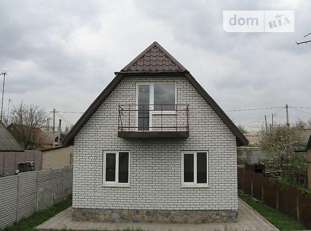 двухэтажный дом с садом, 84 кв. м, газобетон. Продажа в Запорожье район Шевченковский фото 1