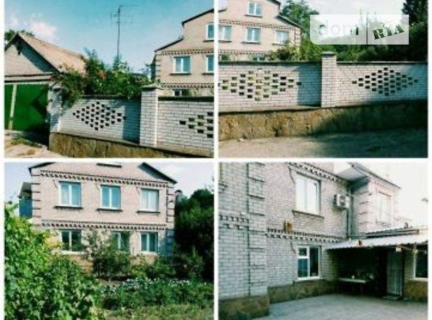 двухэтажный дом с садом, 222 кв. м, кирпич. Продажа в Запорожье район Шевченковский фото 1