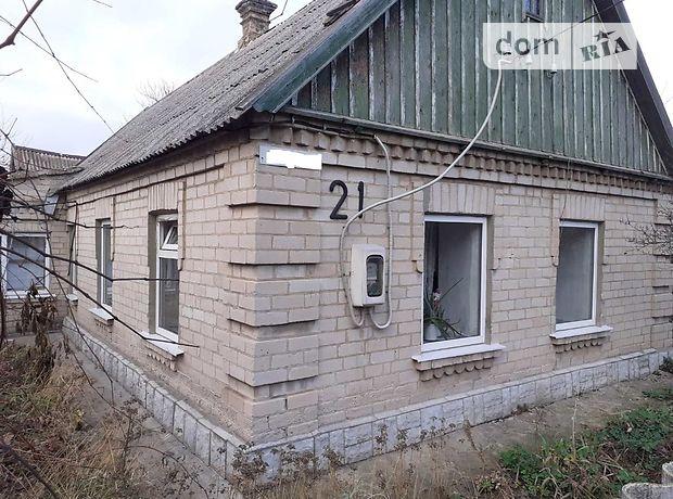 одноэтажный дом с садом, 60 кв. м, кирпич. Продажа в Веселянке (Запорожская обл.) фото 1