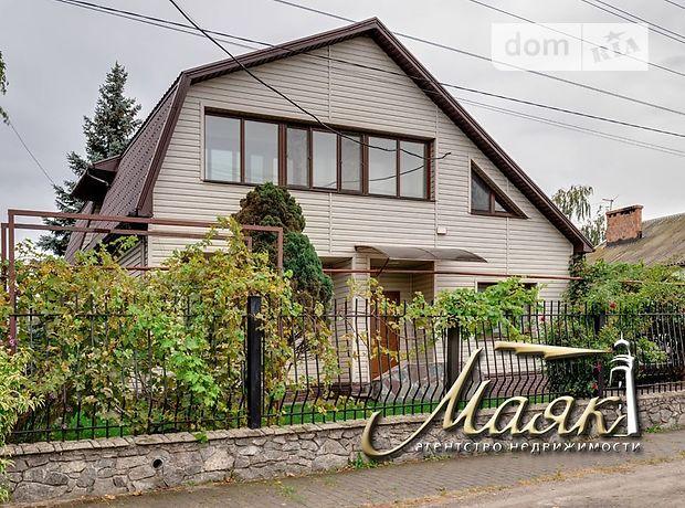 двухэтажный дом, 214 кв. м, кирпич. Продажа в Владимировском (Запорожская обл.) фото 1