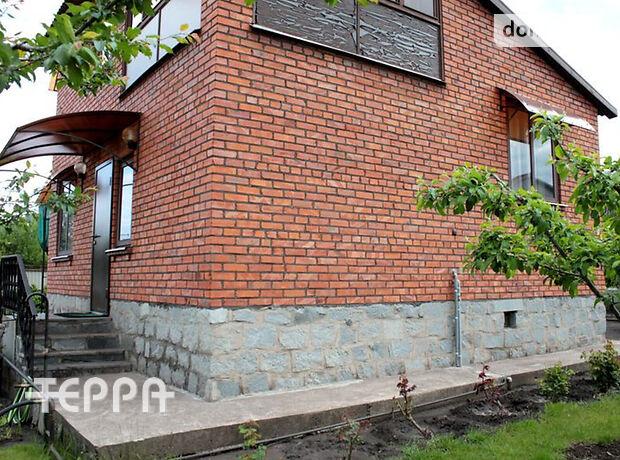 двухэтажный дом с камином, 90 кв. м, кирпич. Продажа в Вольнянске (Запорожская обл.) фото 1