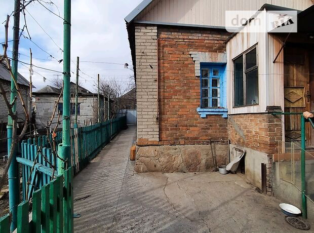 одноэтажный дом, 57 кв. м, кирпич саманный. Продажа в Запорожье район Запорожье Левое фото 1