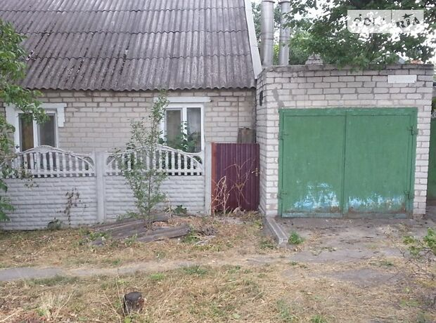 одноэтажный дом с подвалом, 100 кв. м, кирпич. Продажа в Запорожье район Заводской фото 1