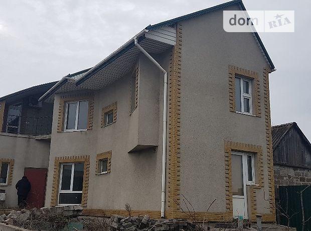 трехэтажный дом, 200 кв. м, кирпич. Продажа в Запорожье район Заводской фото 1