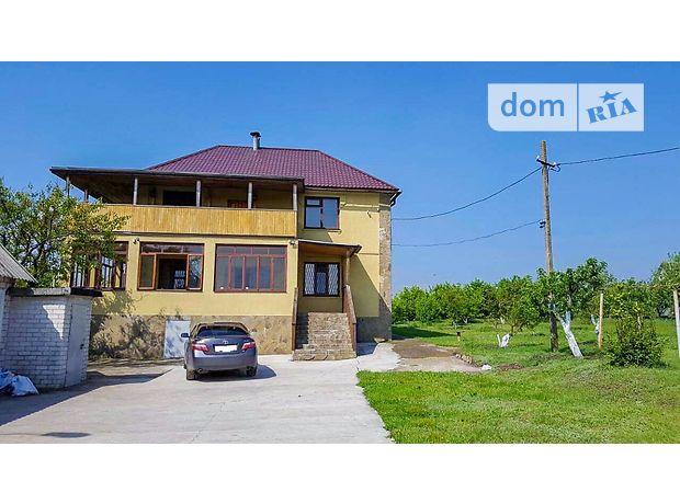 двухэтажный дом с камином, 300 кв. м, кирпич. Продажа в Запорожье фото 1