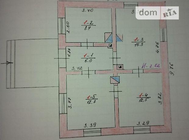 Продаж будинку, 60м², Тернопільська, Збараж, c.Максимівка, Зеленая улица