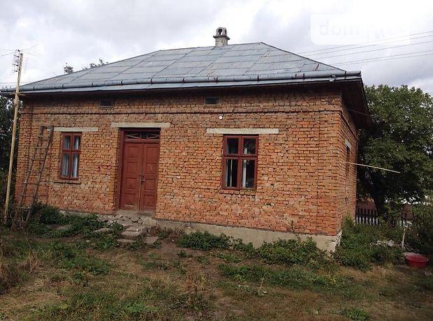 Продажа дома, 38.2м², Тернопольская, Збараж, c.Высшие Лубянки