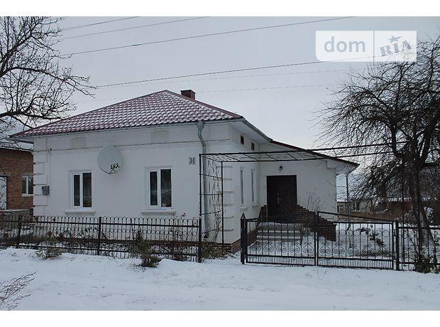 Продажа дома, 109м², Тернопольская, Збараж, р‑н.Збараж