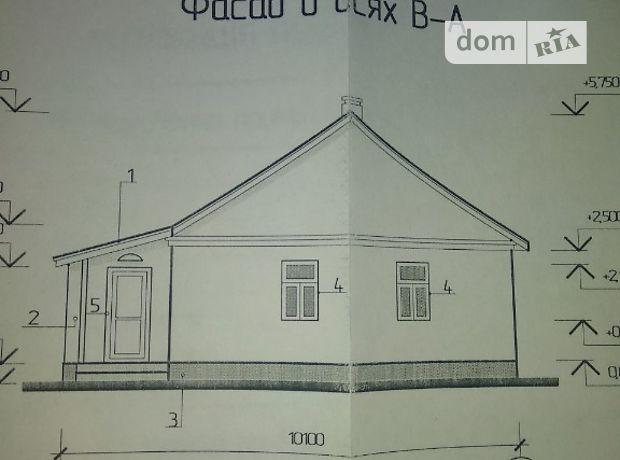 одноэтажный дом, 63 кв. м, кирпич. Продажа в Здолбунове район Здолбунов фото 1