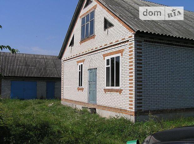 одноэтажный дом с садом, 100 кв. м, кирпич. Продажа в Зенькове фото 1