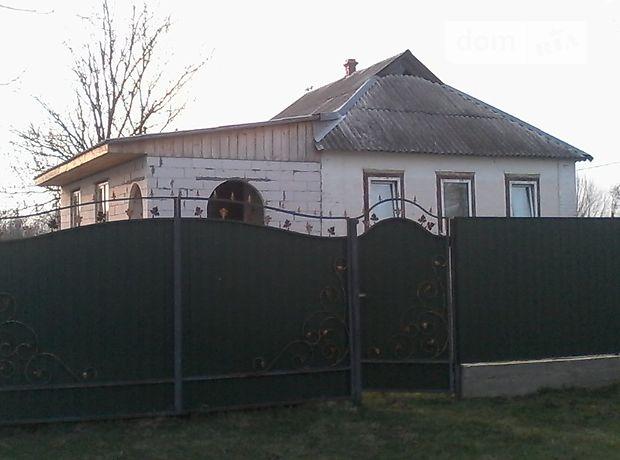 Продажа дома, 60м², Киевская, Згуровка, c.Красное, Пушкина