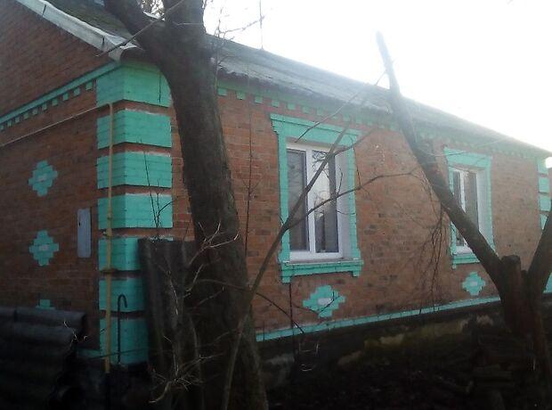 одноэтажный дом с садом, 64 кв. м, кирпич. Продажа в Пасковщине (Киевская обл.) фото 1