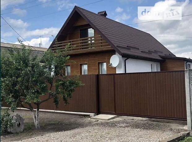 двухэтажный дом с садом, 117 кв. м, кирпич. Продажа в Згуровке район Згуровка фото 1
