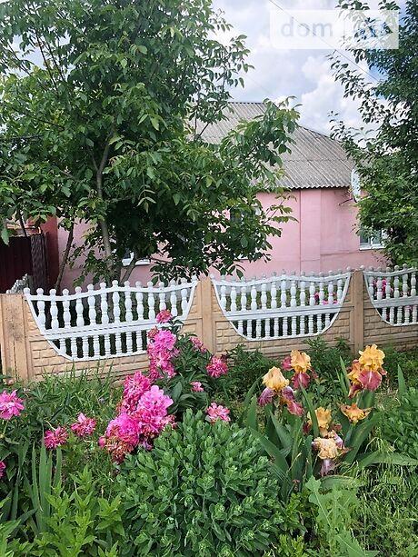 одноэтажный дом с садом, 108 кв. м, кирпич. Продажа в Светличном (Харьковская обл.) фото 1