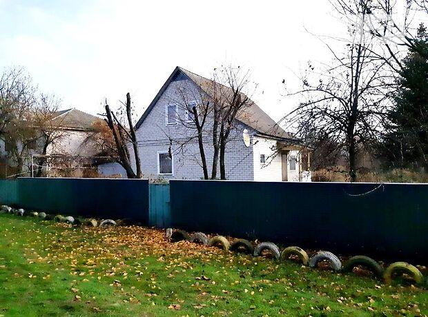 двухэтажный дом с садом, 80 кв. м, кирпич. Продажа в Чапаевке (Черкасская обл.) фото 1