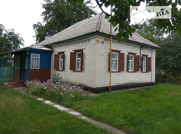 Продажа дома, 50м², Черкасская, Золотоноша, c.Домантово