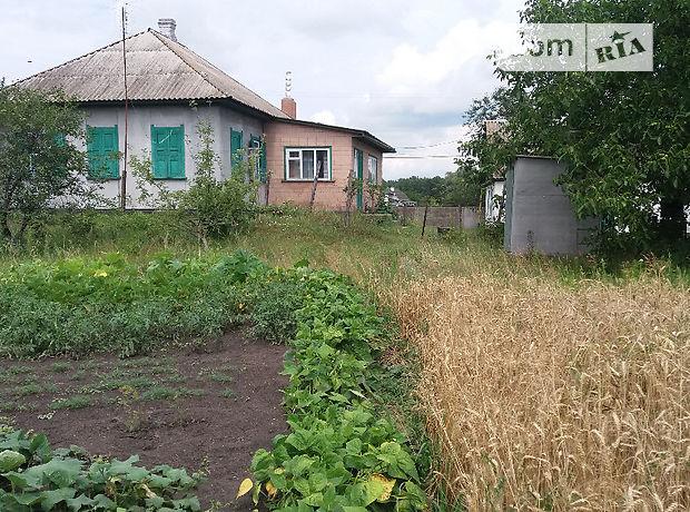 одноэтажный дом, 100 кв. м, дерево и кирпич. Продажа в Матвеевке (Черкасская обл.) фото 1