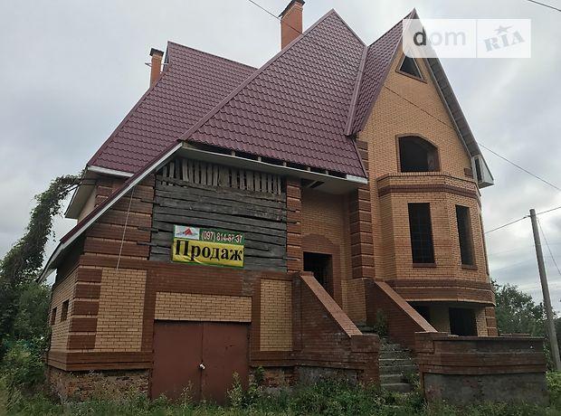 четырехэтажный дом с балконом, 407.33 кв. м, кирпич. Продажа в Золотоноше фото 1