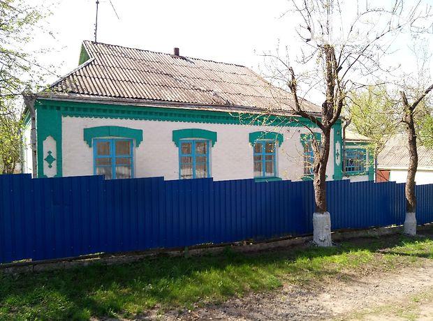 одноэтажный дом с садом, 69.6 кв. м, кирпич. Продажа в Юрковке (Черкасская обл.) фото 1